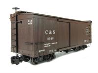 "Box car ""Colorado & Southern"""