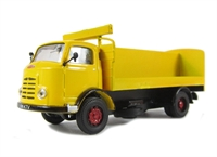 Karrier Bantam drinks truck - yellow (circa 1962-1972).