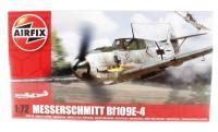 Messerschmitt Bf109E with Luftwaffe marking transfers