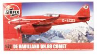 de Havilland DH.88 Comet Racer Red