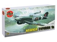Hawker Typhoon 1B with RAF marking transfers