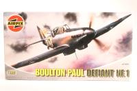 Boulton Paul Defiant NF.1 with RAF marking transfers. - Pre-owned - Like new