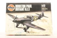 Boulton Paul Defiant NF.1 with RAF marking transfers. - Pre-owned - imperfect box
