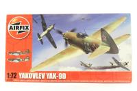 Yak 9D with Russian Air Force marking transfers - Pre-owned - Like new