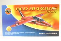 Red Arrows Gnat - Pre-owned - Like new - Factory Sealed