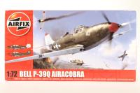 Bell P-39Q Airacobra with USAF and USSR marking transfers - Pre-owned - Like new