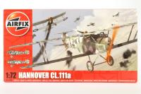 Hannover CLIII biplane with Luftstreitkräfte (Imperial German Air Force) marking transfers - Pre-owned - Like new