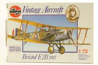 Bristol Fighter F2B with RFC marking transfers - Pre-owned - Like new