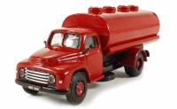 Commer Superpoise Tanker in red (circa 1958-1968)