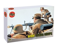 WWII Afrika Korps  in various poses (48)