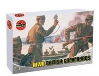 WWII British Commandos  in various poses (48)