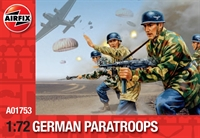 WWII German Paratroops  in various poses (48)