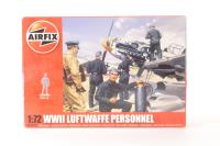 WWII Luftwaffe Personnel in various poses with equipment (48) - Pre-owned - Like new