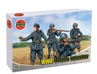 WWII Italian Infantry  in various poses (48)
