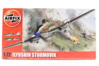 Ilyushin IL-2 Sturmovik with Russian AF and Mongolian Peoples Airforce marking transfers - Pre-owned - Like new