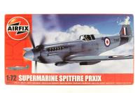 Supermarine Spitfire PRXIX with RAF & Swedish Air Force marking transfers - Pre-owned - Like new