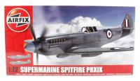 Supermarine Spitfire PRXIX with RAF & Swedish Air Force marking transfers
