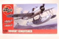 Vought Kingfisher with US Navy marking transfers. - Pre-owned - Like new