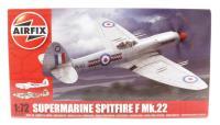 Supermarine Spitfire F22 with RAF marking transfers