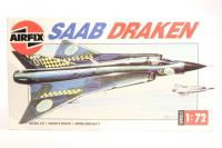 Saab Draken - Pre-owned - imperfect box