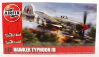 Hawker Typhoon Ib ground attack fighter - New Tool for 2013