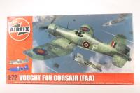 Vought F4U Corsair with Royal Navy FAA marking transfers. - Pre-owned - Like new