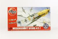 Messershmitt Bf109E with Luftwaffe marking transfers - Pre-owned - Like new