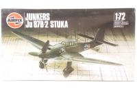 Junkers Ju 87B-2 Stuka - Pre-owned - Like new - Factory sealed