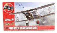 Gloster Gladiator Mk1 fighter - New Tool for 2013