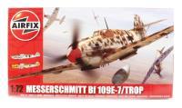 Messerschmitt Bf109E - Tropical with Luftwaffe & Bulgarian AF marking transfers