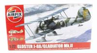 Gloster Gladiator MkII J8A fighter with skis - New Tool for 2013