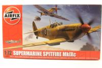 Supermarine Spitfire MkIXc with RAF marking transfers - Pre-owned - Like new - factory sealed