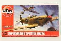 Supermarine Spitfire MkIXc with RAF marking transfers - Pre-owned - Like new