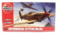 Supermarine Spitfire MkIXc with RAF marking transfers