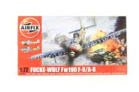 Focke Wulf 190A8/F8 ground attack fighter - New Tool for 2013 - Pre-owned - Like new