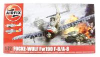 Focke Wulf 190A8/F8 ground attack fighter - New Tool for 2013