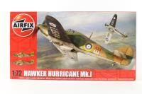 Hawker Hurricane Mk1 early (2 blade prop) fighter  - New Tool for 2013 - Pre-owned - Like new