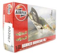 Hawker Hurricane Mk1 early (2 blade prop) fighter  - New Tool for 2013