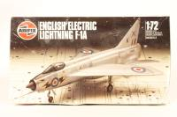 English Electric Lightning F1A - Pre-owned - imperfect box