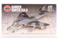 Hawker Hunter FGA.9 - Pre-owned - imperfect box