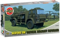Bedford MK Tactical Aircraft Refueller with British Army marking transfers