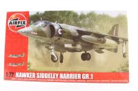 Hawker Harrier GR1 ground attack  - New Tool for 2013 - Pre-owned - Like new