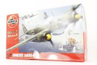Junkers Ju88 A-4 with Luftwaffe marking transfers - Pre-owned - poor box