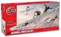 Blohm & Voss Bv141 with Luftwaffe marking transfers