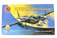 Mosquito FBVI/ NF II/Mk XVIII with RAF and RAAF marking transfers - Pre-owned - Like new