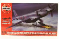 Mosquito FBVI/ NF II/Mk XVIII with RAF and RAAF marking transfers - Pre-owned - Like new