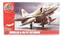 Douglas A-4 Skyhawk with USAF and Argentine AF marking transfers.