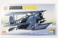 Grumman J2F-6 Duck with US Navy marking transfers - Pre-owned - Like new