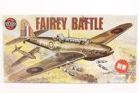 Fairey Battle with RAF and Greek Air Force marking transfers - Pre-owned - Like new
