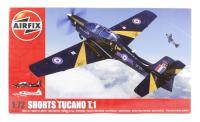 Shorts Tucano T1 with RAF marking transfers